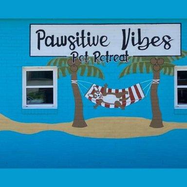 Pawsitive Vibes Pet Retreat