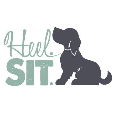 Heel.Sit.